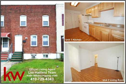 4911 Brookwood Road, Baltimore MD 21225
