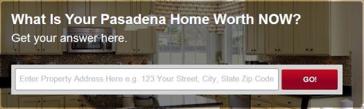What is my pasadena home worth