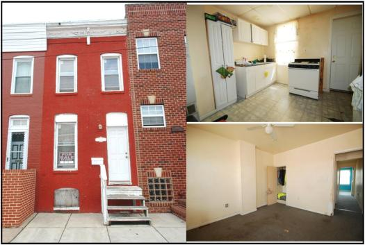1222 Bayard Street, Baltimore MD 21230