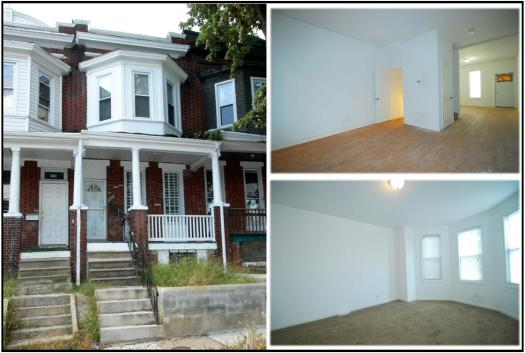 1532 N Ellamont Street, Baltimore MD 21216