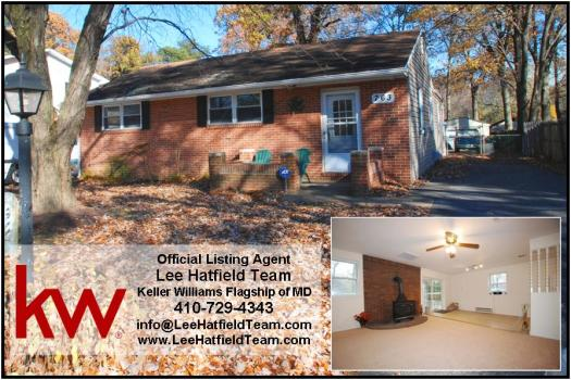 763 Whitneys Landing Drive, Crownsville MD 21032